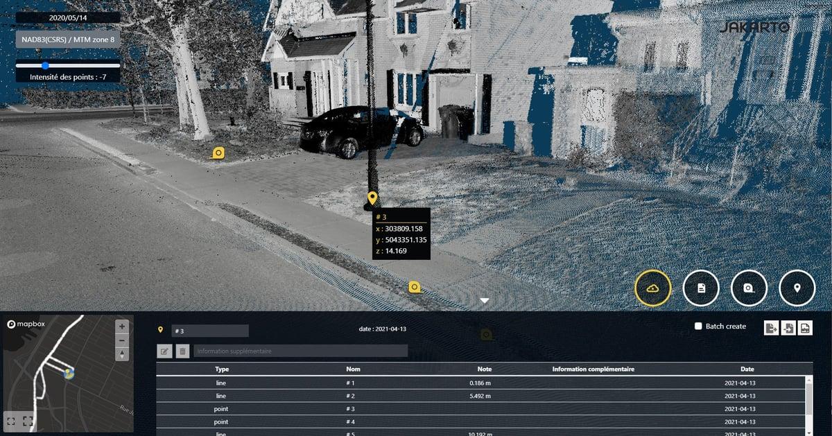 Jakartowns - application en ligne