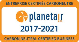 Planetair carboneutre